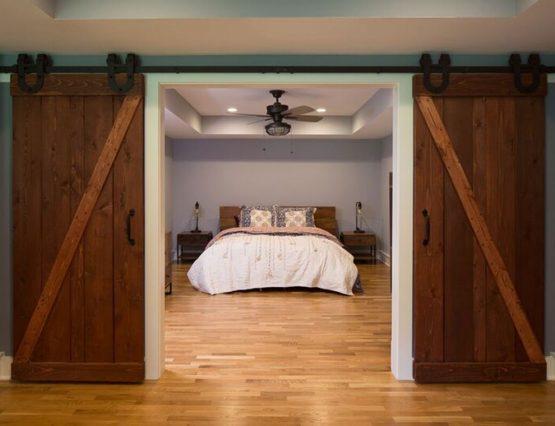 Basement Guest Bedroom