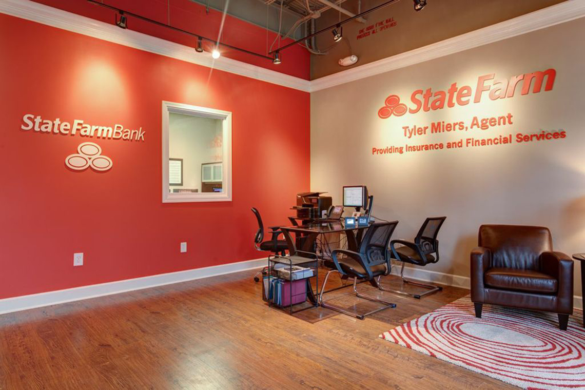 State Farm Office – Kade Homes and Renovations