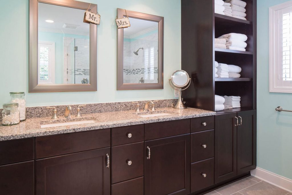 bathroom cabinetry by kade kade homes and renovations 10418
